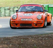 911 RSR by Chris Tarling