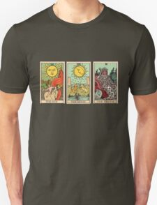 The Sun, The Moon, The Truth [Tarot] Unisex T-Shirt