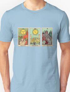 The Sun, The Moon, The Truth [Tarot] T-Shirt