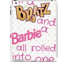 Bratty Barbie  iPad Case/Skin