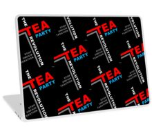 Stop Unfair Taxation Laptop Skin