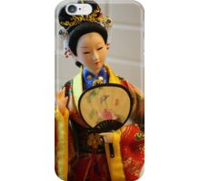 Chinese Doll iPhone Case/Skin