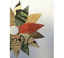 Paper Flowers D Photographic Print