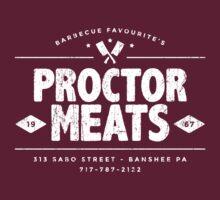 Proctor Meats (worn look) by KRDesign