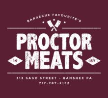 Proctor Meats (worn look) by KRDesign