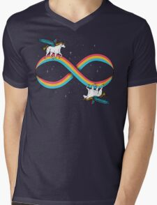 Infinite Magic! Mens V-Neck T-Shirt