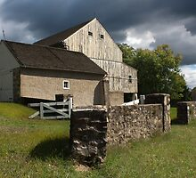 Lord Stirling's Barn (VFNP) 01 by alseymour