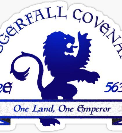 Daggerfall Covenant 2.0 Sticker