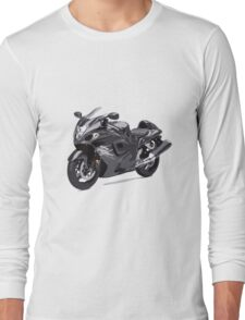 Motorcycle Long Sleeve T-Shirt