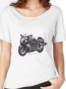 Motorcycle Women's Relaxed Fit T-Shirt
