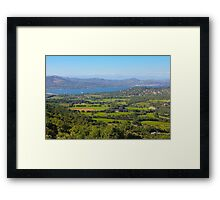 Saint Tropez Bay - The French Riviera Framed Print