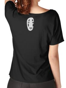 No Face - Shadow Small Women's Relaxed Fit T-Shirt