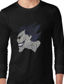 Death Note - Ryuk - Typography  Long Sleeve T-Shirt