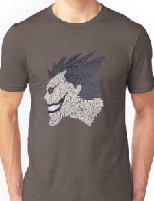Death Note - Ryuk - Typography  Unisex T-Shirt