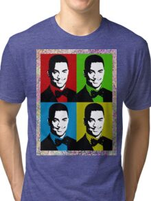 Carlton in Color Tri-blend T-Shirt