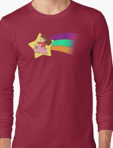 Mabel & Waddles Shooting Star Long Sleeve T-Shirt