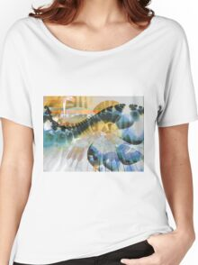 Old Piano Blues Women's Relaxed Fit T-Shirt