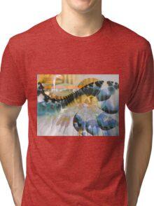 Old Piano Blues Tri-blend T-Shirt