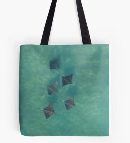 Spotted Eagle Rays (5) Tote Bag