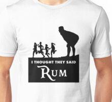 Rum - Dude Unisex T-Shirt