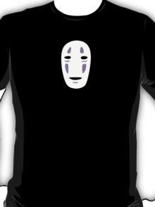 No Face - Two Colour T-Shirt