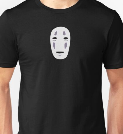 No Face - Two Colour Unisex T-Shirt