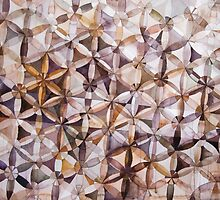 Untitled (Sacred Geometry) by Acey Thompson