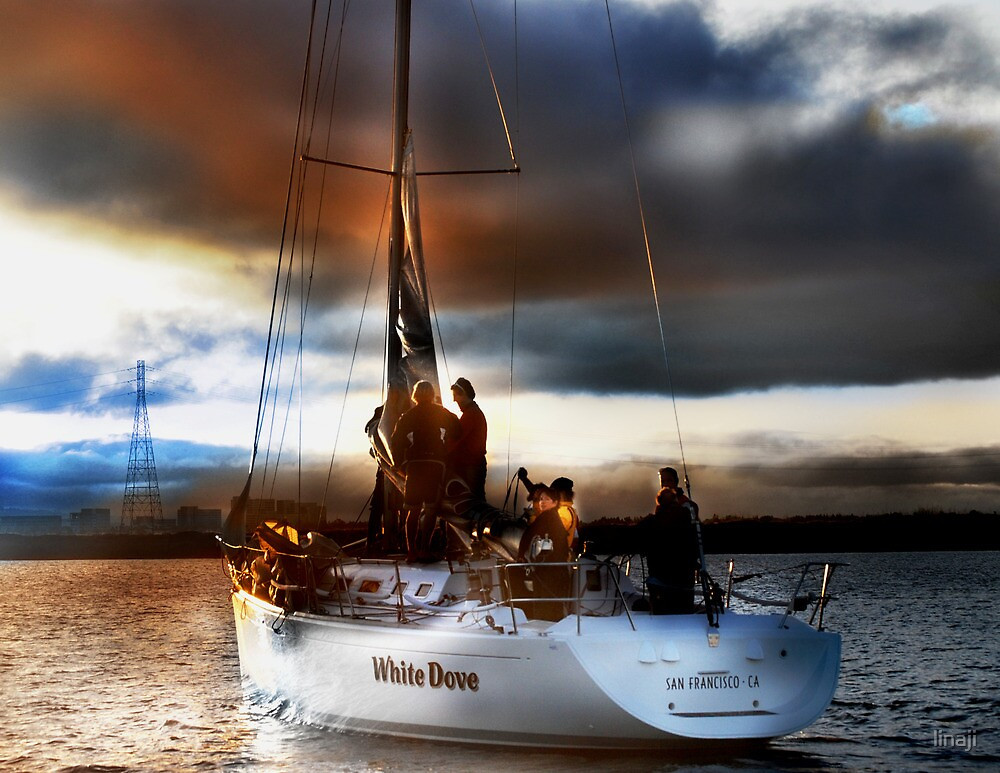 Masts Away by linaji