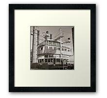 Belle of Louisville Framed Print
