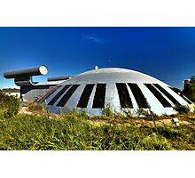 Starship Pegusus Photographic Print