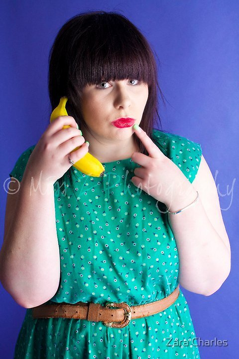 Banana Phone by Zara Charles