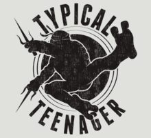 Typical Teenager by AJ Paglia