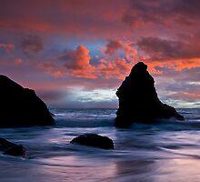Stormy Pacific by Radek Hofman