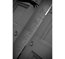 The Eleventh Hour On The Eleventh Day Of The Eleventh Month Photographic Print