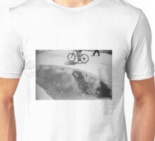 Cloud bicycle Unisex T-Shirt