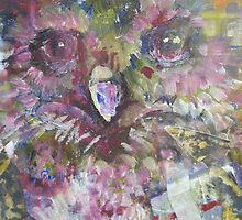 eyes of his owl by gareth williams