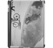 Cloud bicycle iPad Case/Skin