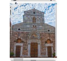 Church Of San Giusto iPad Case/Skin