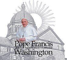 Pope Francis Washington Visit 2015 by Garaga