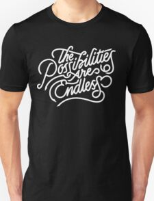 Endless Possibilities (White) T-Shirt