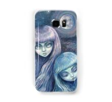 Sisters of the Moon Samsung Galaxy Case/Skin
