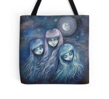 Sisters of the Moon Tote Bag