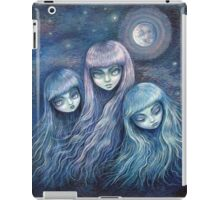 Sisters of the Moon iPad Case/Skin