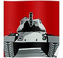 Tank U Very Much Poster