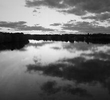 Black Landscape by realife