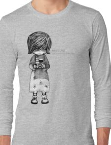 Smile Baby Wedding Photographer  Long Sleeve T-Shirt