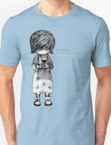 Smile Baby Wedding Photographer  Unisex T-Shirt