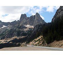 Liberty Bell Mountain Photographic Print