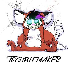 Troublemaker Junglist by snoozemouse
