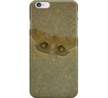 The Moth iPhone Case/Skin